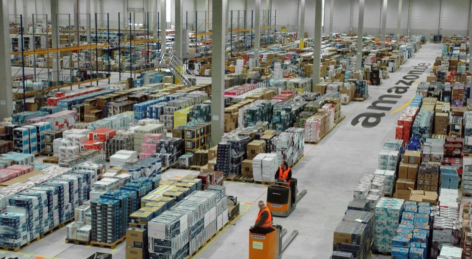 Strajk w firmie Amazon rozszerza się o kolejne zakłady