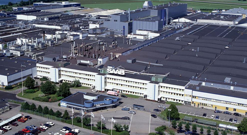Chińczycy zwalniają w fabryce aut w Szwecji