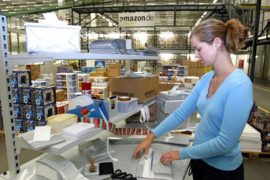 Amazon będzie dokształcać pracowników. Pokryje ich czesne