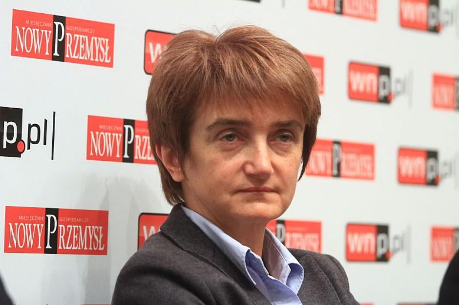 Maria Wasiak przekazała swoją odprawę z PKP na cele dobroczynne