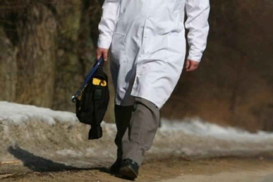 W odległej gminie jest problem z zatrudnieniem lekarza