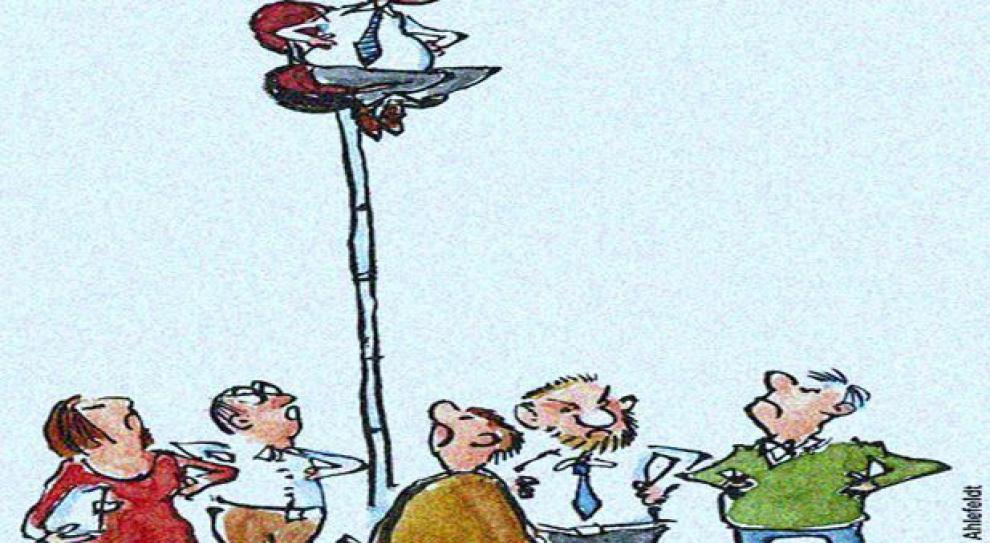 Struktury hierarchiczne w przyszłości niemają szans. CzytowKościele, czywpracy