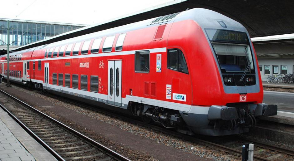Niemieccy maszyniści kolejowi rozpoczęli strajk