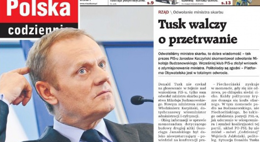 """Dziennikarze nie dostają wypłat. Zamierzają odejść z """"Gazety Polskiej Codziennie""""?"""