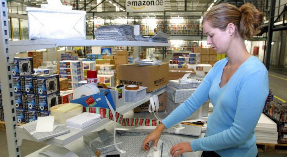 Rekrutacja do Amazona na półmetku: 2 tys. osób ma już pracę