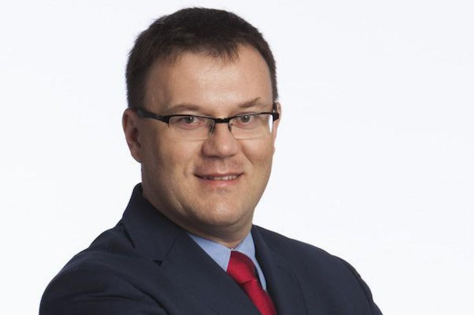 Jarosław Czechowicz nowym dyrektorem na Europę Środkowo-Wschodnią w Goodman