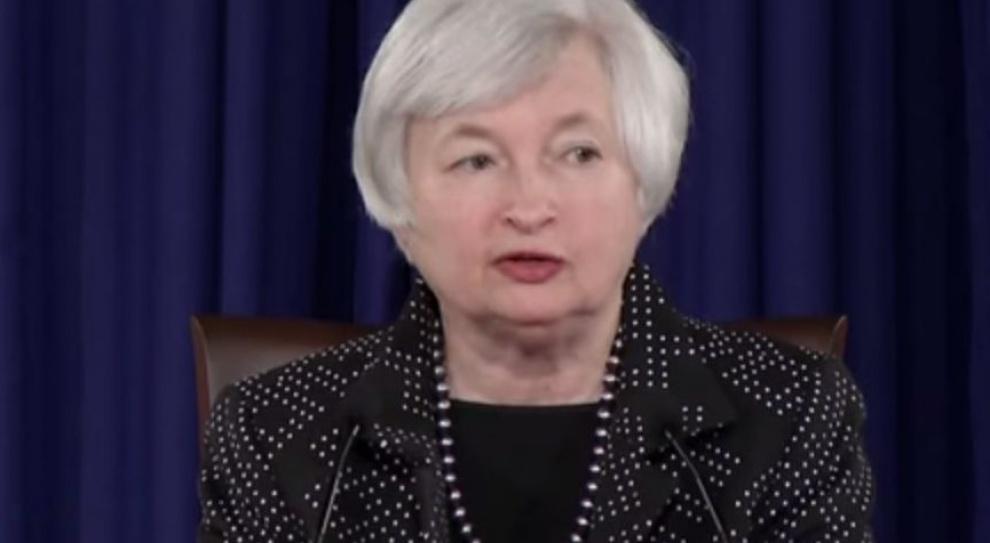 Ponad stu pracowników Fed zarabia więcej niż ich szefowa