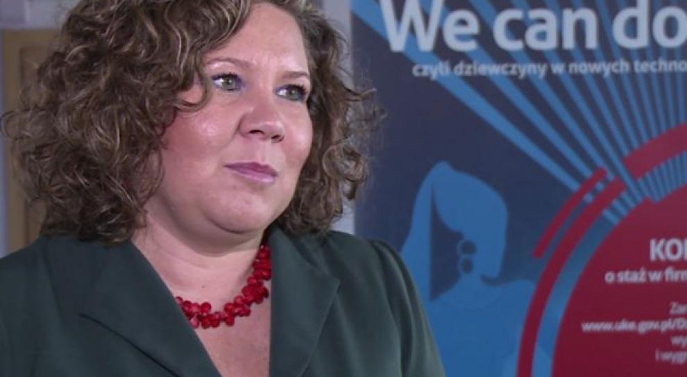 Szefowa UKE zachęca kobiety do pracy w nowych technologiach