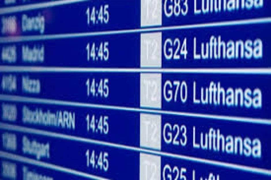 Niemcy: Ledwo skończył się strajk maszynistów, a już rozpoczyna się kolejny - pilotów Lufthansy