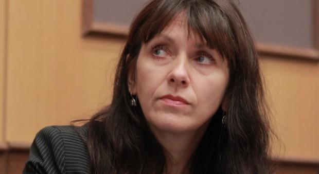 Marzena Piszczek nie jest wiceprezesem w PGE EJ1