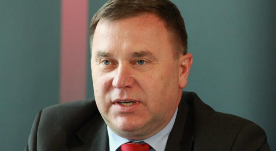 Zygmunt Łukaszczyk został prezesem Katowickiego Holdingu Węglowego