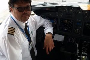 Maciej Pilipiuk, wieloletni polski pilot