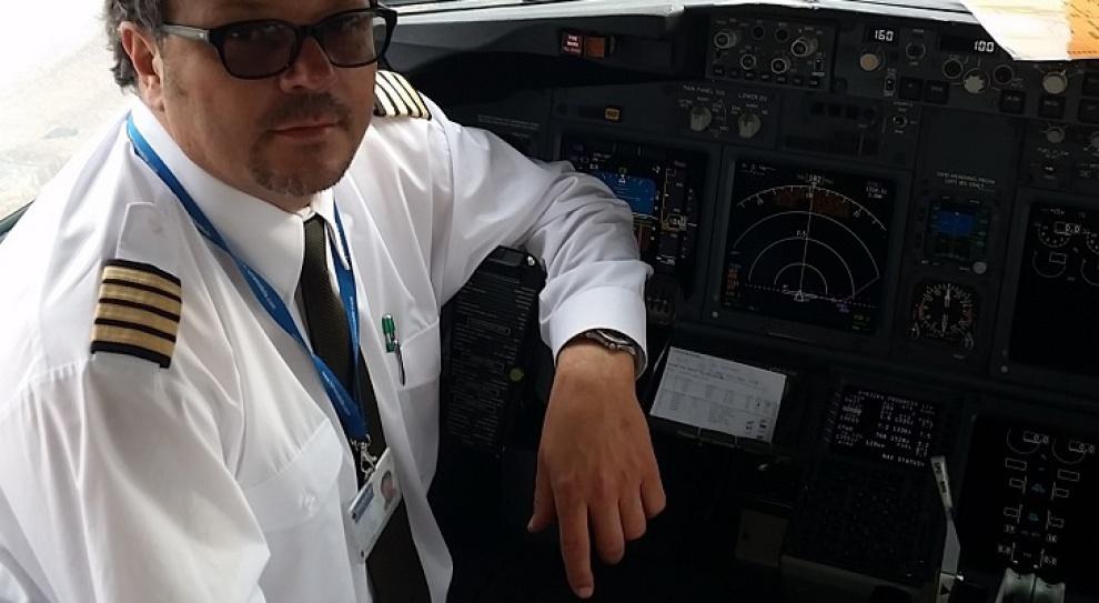 Maciej Pilipiuk: Pracę pilota porównałbym do pracy osoby zarządzającej zespołem