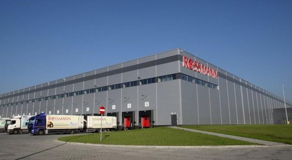 Rossman otworzył centrum dystrybucyjne na Śląsku. Pracuje w nim 230 osób
