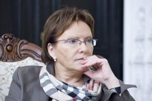 Ewa Kopacz: w Polsce coraz lepszy klimat dla biznesu
