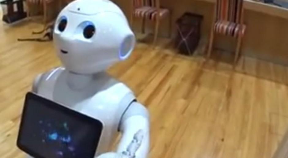 W Nestle będą pracować… roboty