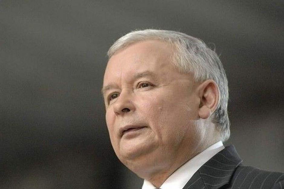 Jarosław Kaczyński (fot. PTWP)