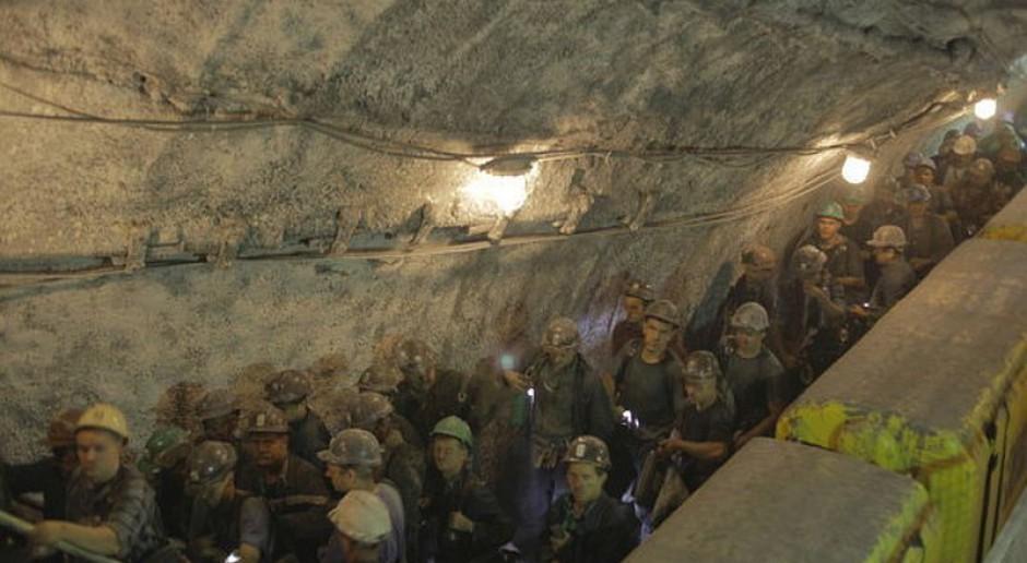 Spór w Bogdance zakończony. Górnicy wywalczyli podwyżki