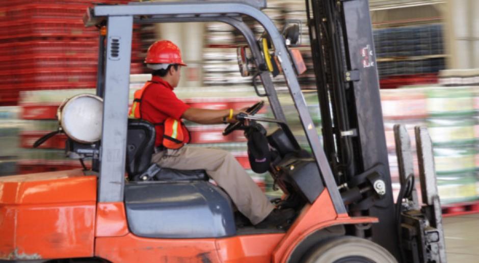 W Polsce dochodzi do blisko 2 tys. wypadków przy pracy tygodniowo