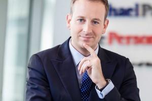 Yannick Coulange, dyrektor zarządzający PageGroup