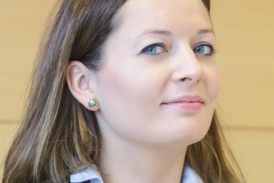 Justyna Williams w zespole JLL w Polsce