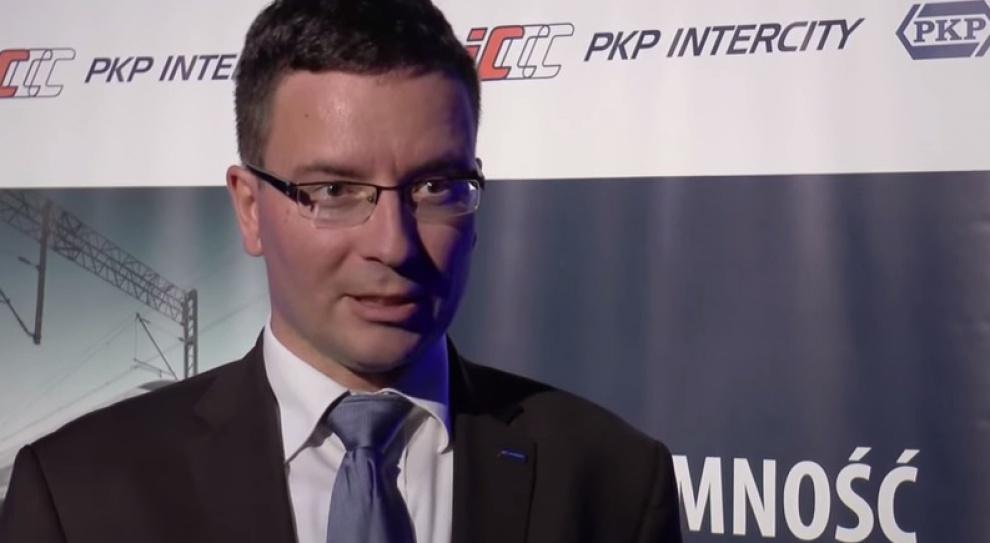 Paweł Hordyński nie jest już w zarządzie PKP Intercity