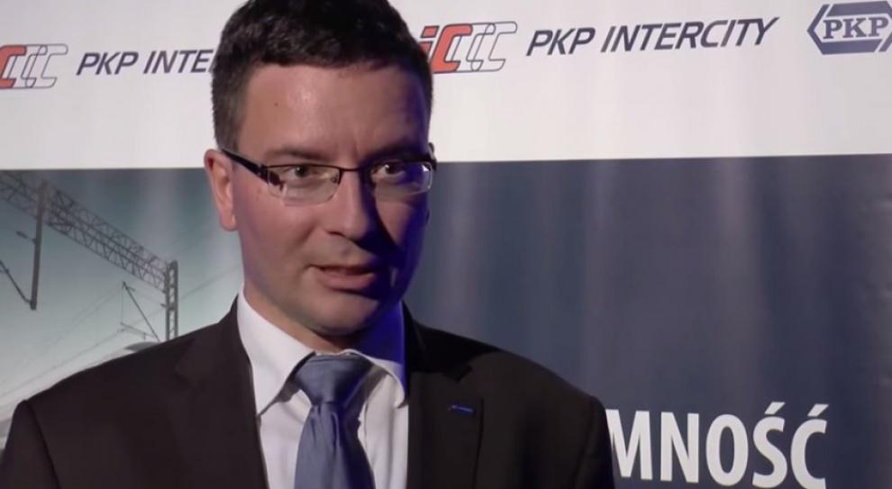Hordyński zwolniony z PKP Intercity dostanie roczną pensję?