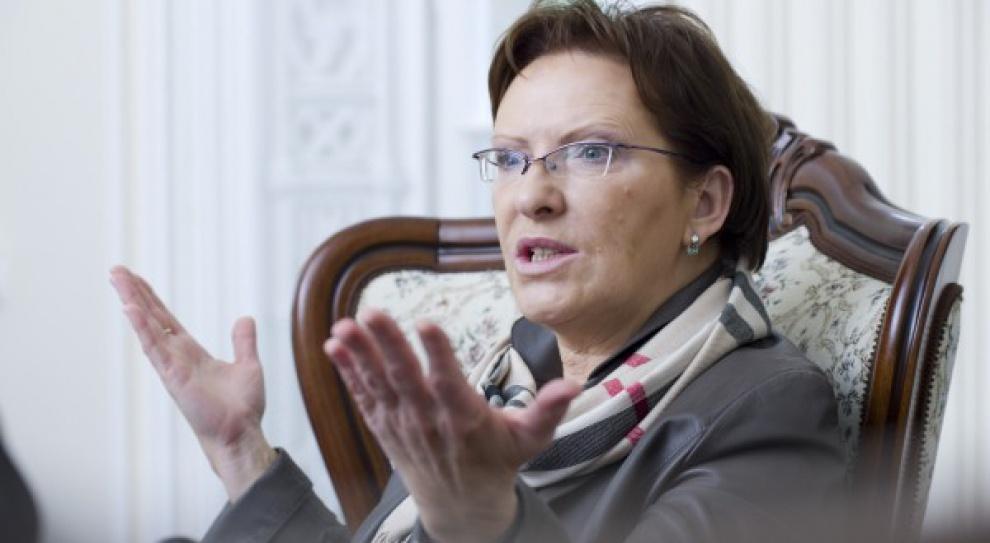 Premier spotkała się ze związkami zawodowymi Kompanii Węglowej