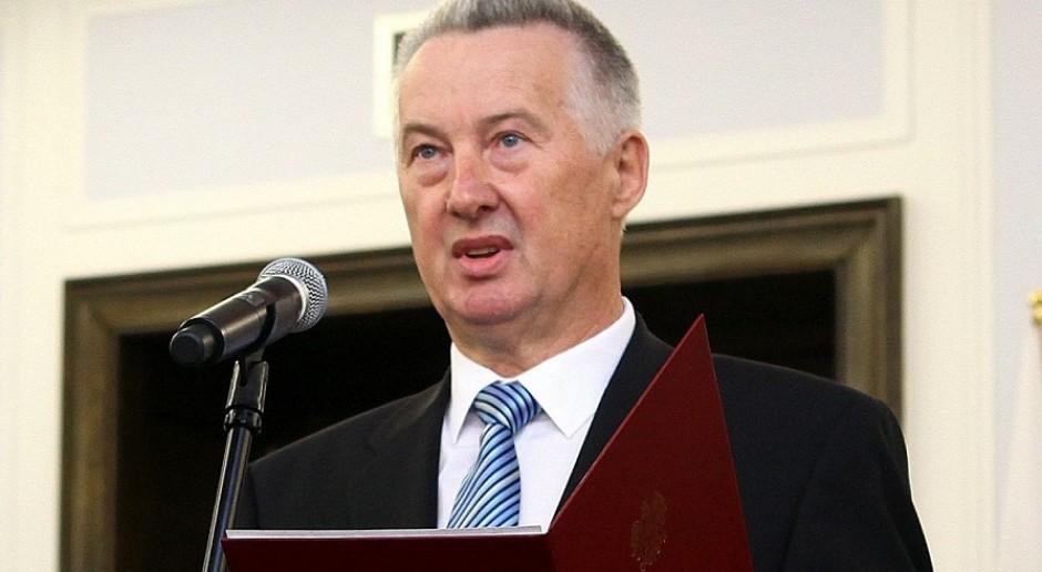Stefan Jaworski złożył dymisję z funkcji szefa PKW. Prezydent ją przyjął