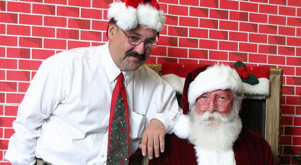 Poszukiwany św. Mikołaj i śnieżynki. Oczywiście do pracy