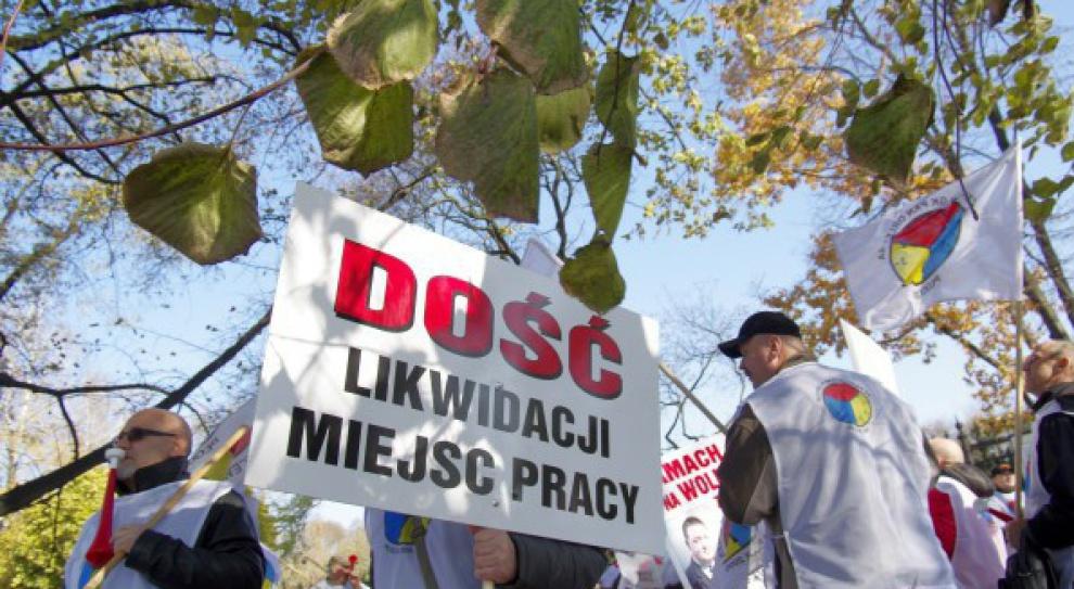 Orlen ma nadzieję, że powstrzyma protesty pracowników