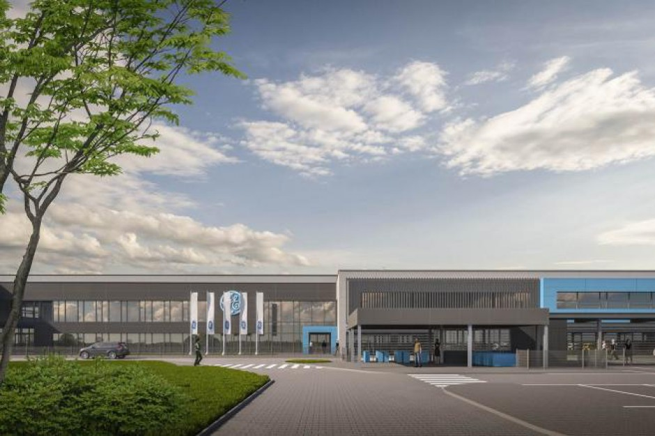 """""""Inteligentna"""" fabryka General Electric powstanie w Bielsku-Białej. Praca dla 1,2 tys. osób"""