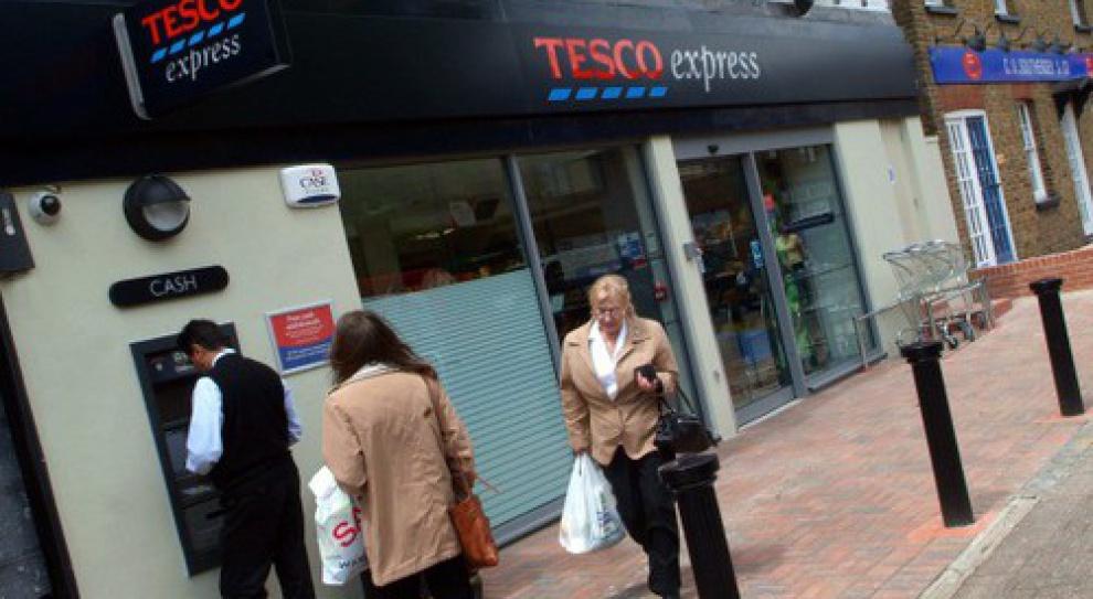 Nowy sklep Tesco Express. Tym razem w biurowcu