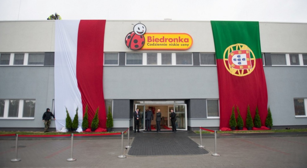Centrum dystrybucyjne Biedronki w Pruszkowie czeka na pracowników