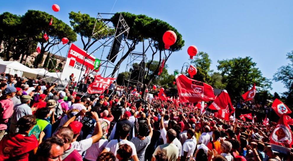 Włochy: Strajk generalny doprowadził do paraliżu całego kraju