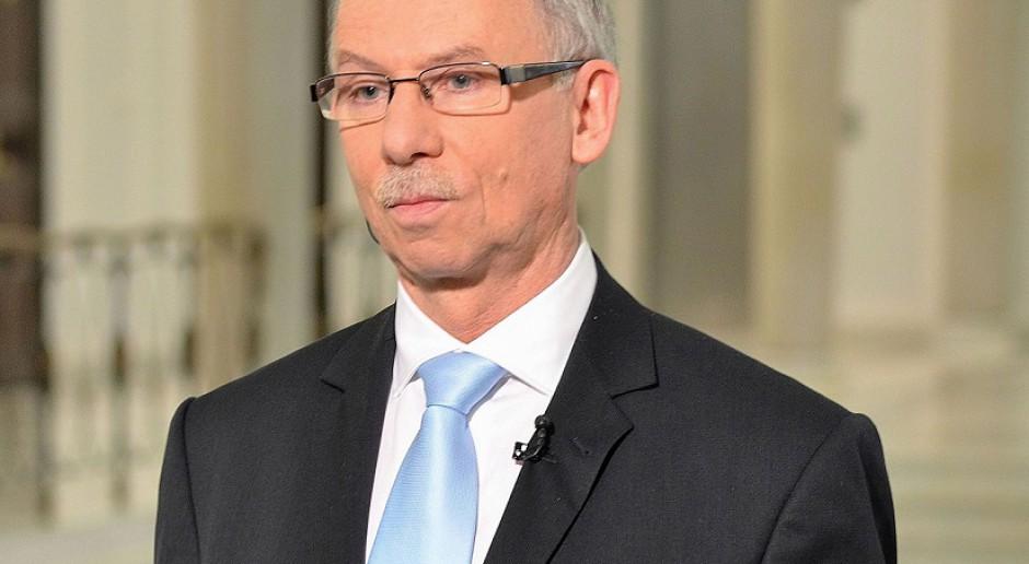 Janusz Lewandowski szefem Rady Gospodarczej