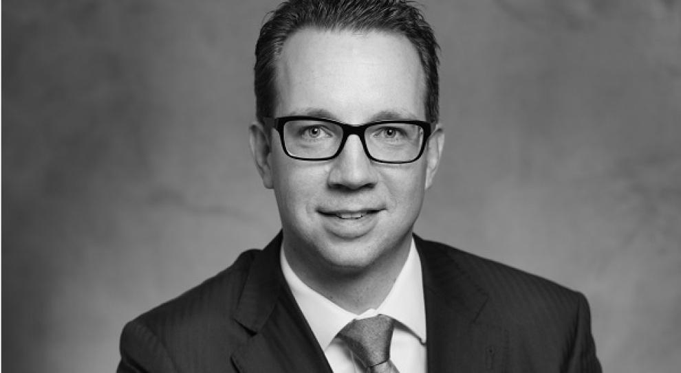 Raoul Thomassen na szczycie Atrium Real Estate