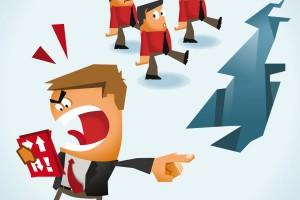 Współczesny przywódca to nie ekonom z batem