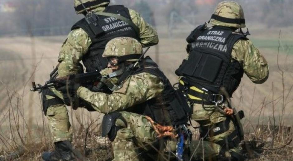 Strażnicy graniczni będą mieć nowe mundury służbowe
