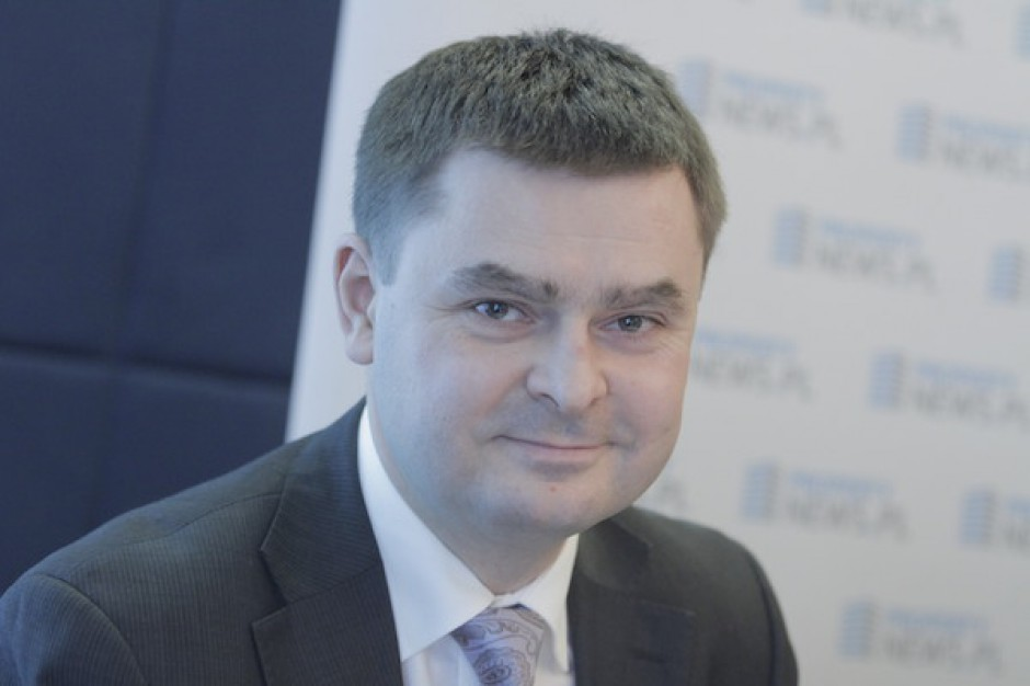 Marcin Włodarczyk dyrektorem regionalnym Colliers International w Łodzi