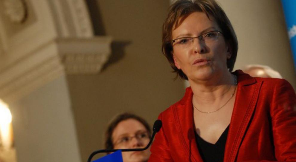 Ewa Kopacz: Propozycja składana górnikom wskazuje, że chodzi o naprawę, a nie likwidację Kompanii Węglowej