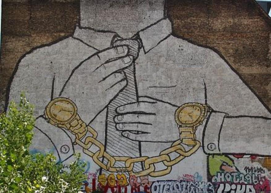 """Przestępstwa popełniane przez """"białe kołnierzyki"""" to norma"""