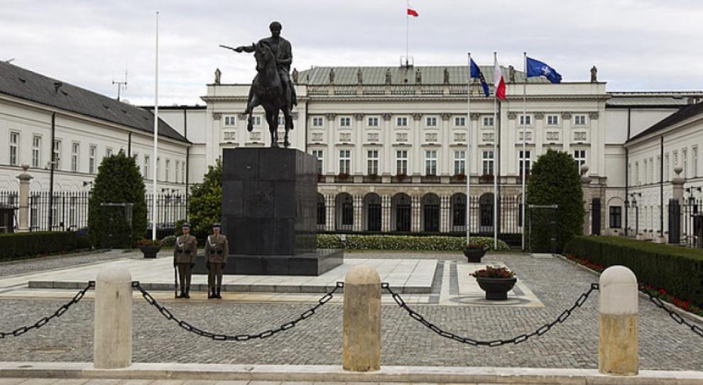 Prezydent Bronisław Komorowski przyjmie delegację pracownic kopalni i żon górników
