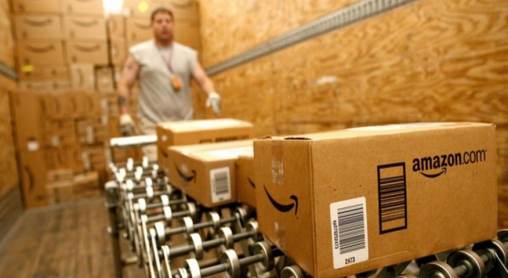 Amazon w krajach UE zatrudnia na potęgę: 6 tys. miejsc pracy w 2014 r.