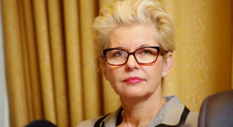 Beata Małecka-Libera została wiceministrem zdrowia