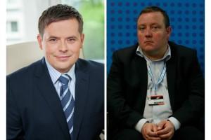 Jarosław Pijanowski i Ryszard Hordyński w zarządzie firmy Inea