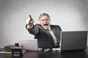 Kiedy pracownik rzuca pracę, lepiej trzymać nerwy na wodzy