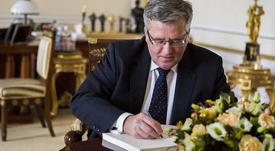 Bronisław Komorowski podpisał nowelizację ustawy o funkcjonowaniu górnictwa