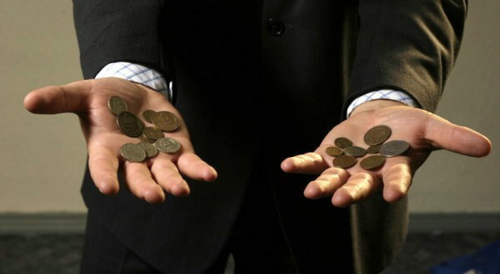 Płaca na rękę w Polsce niewspółmierna z kosztami pracodawców