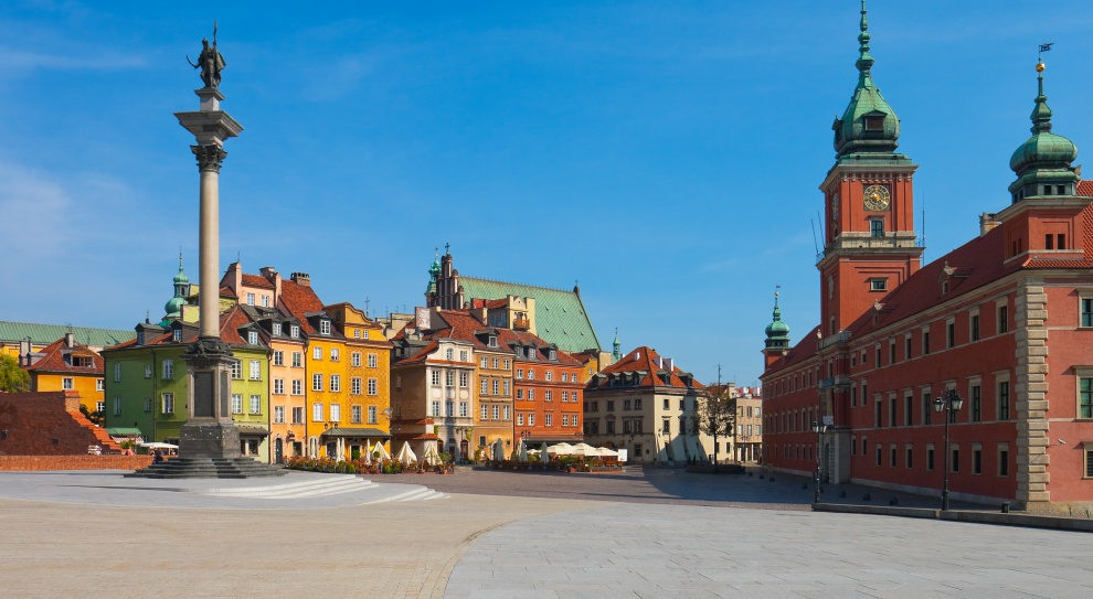 Średnia pensja w Warszawie to ponad 8 tys. zł. Gdzie zarabia się najwięcej?